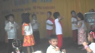 Linggo ng wika.. prince dionne cortez
