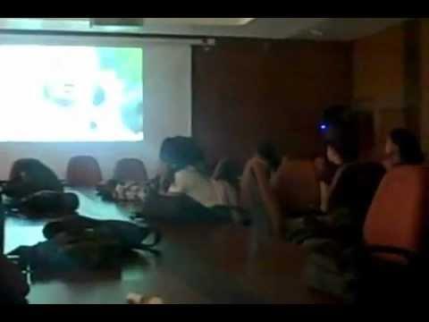 A short film screening on TIBET in K.M College(University of Delhi)