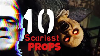 Top 10 Scariest Spirit Halloween Props of All time