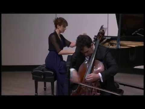 Waxman Carmen Fantasie played on the cello