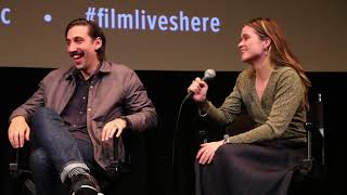 'Top of the Lake: China Girl' Q&A | Jane Campion, Gerard Lee, Ariel Kleiman, and Alice Englert
