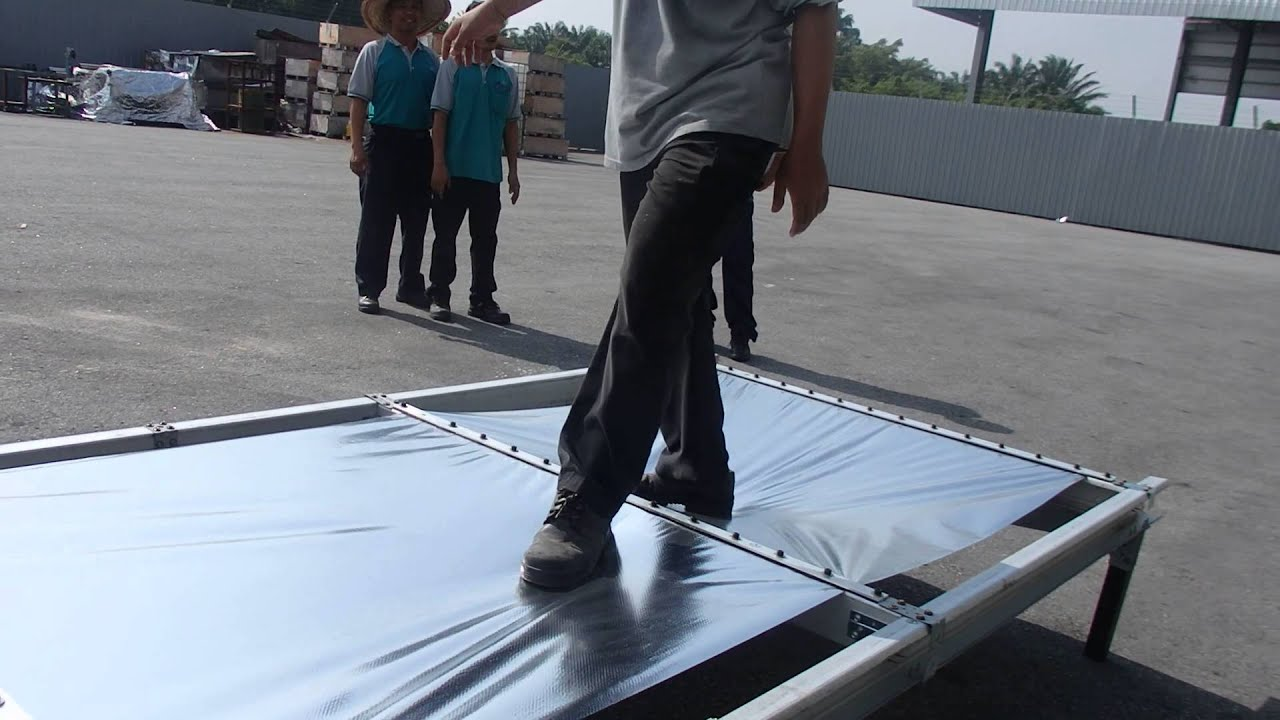 Aluminum Roof Insulation Philippines By Foil Laminate 2