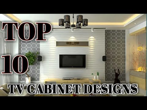 10 Simple TV Unit Designs for Living Room || Modern TV Wall Designs