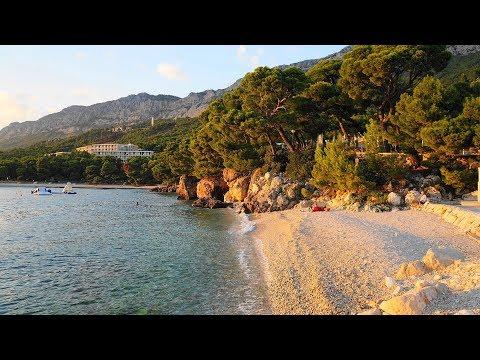Beautiful beaches of Croatia (4K Ultra HD)