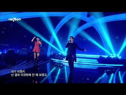 [I Am a Singer 나는 가수다3] - Yangpa & Kim Yeon Woo - Hang in the sky, 양파&김연우 - 하늘을 달리다 20150306