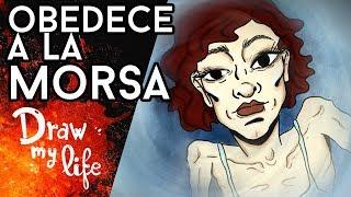La HISTORIA REAL de Obedece a LA MORSA - Draw My Life en Español