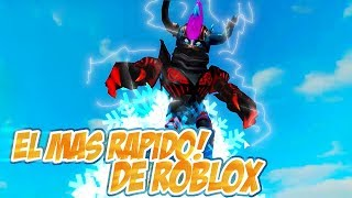 Speed Simulator 2: Searching for pirate treasure in NEW ROBLOX Update in Spanish