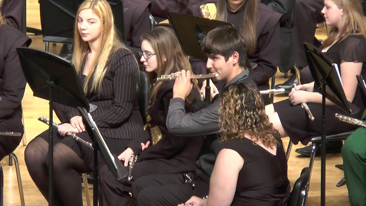 all county band senior concert 2013 youtube