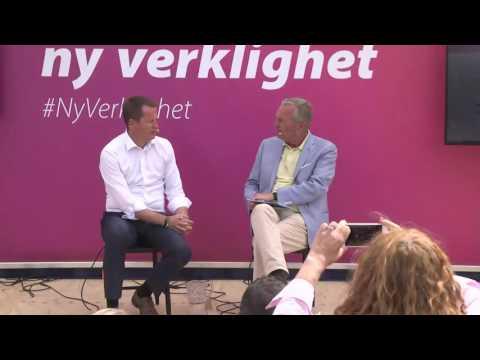 Elfsberg möter Anders Ygeman