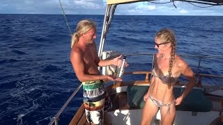 04 SYZERO -20 days offshore pacific ocean crossing part II  - Sailing The World