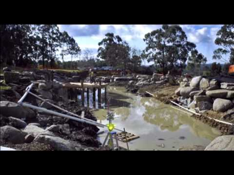 Phillip Johnson Landscapes Wonga Park Youtube