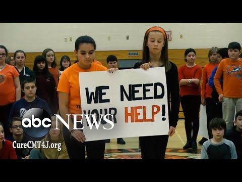 Download Youtube: 6th-graders help fellow student raise money for family foundation