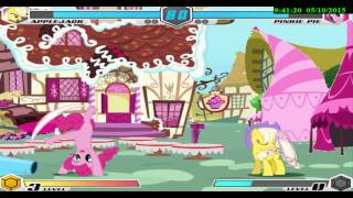 Odio total a twilight/mlp fighting is magic