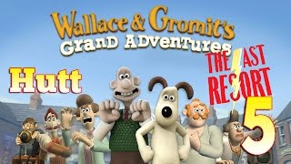 Wallace and Gromit's Grand Adventures. Episode 2: The Last Resort. #5. ФИНАЛ.