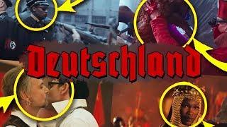 Скрытый смысл клипа Rammstein - Deutschland