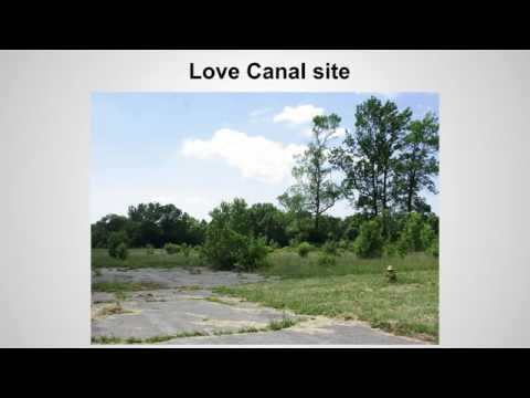 Love Canal and the E.P.A. in the context of the U.S. environmental movement