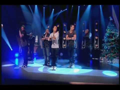 JLS - 'One Shot' on 'Alan Carr: Chatty Man'