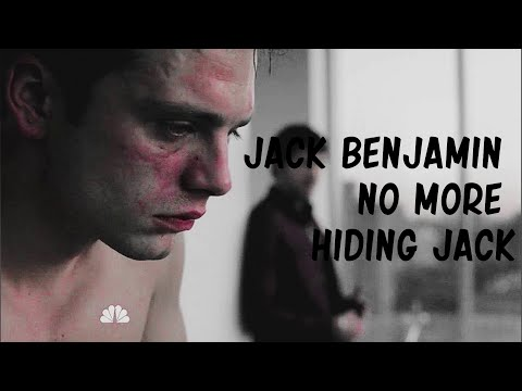 jack benjamin | no more hiding jack