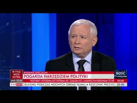J. Kaczyński: moralny imperatyw - Gość Wiadomości