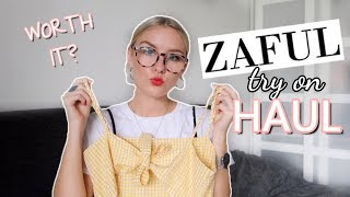 Video ZAFUL TRY-ON HAUL + REVIEW! WORTH IT OR NOT!? download MP3, 3GP, MP4, WEBM, AVI, FLV April 2018