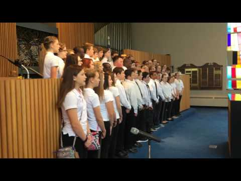 Wyoming Valley West Middle School Chorus