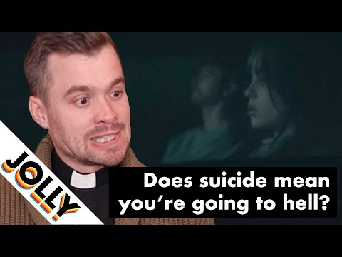 """British Priest Reacts to """"everything i wanted"""" (BILLIE EILISH)"""
