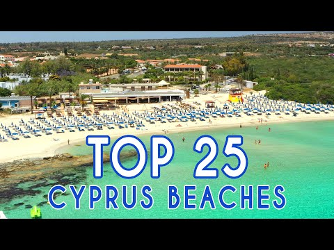 TOP 25 Beaches in Cyprus      Choose your best beach
