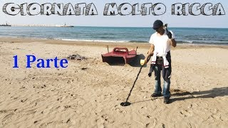 Giornata RICCA a Rodi Garganico (METAL DETECTOR) 1 PARTE