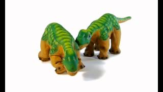 Интерактивный динозаврик Плео(Это настоящий динозавррррр., 2013-05-19T12:11:01.000Z)