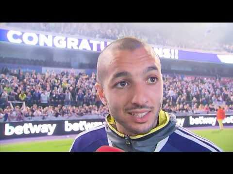 Le RSC Anderlecht champion de Belgique pour la 34e fois de son histoire