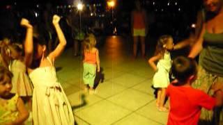 Египет, детская анимация, танец Бомба, 2010г, Диана 4 года