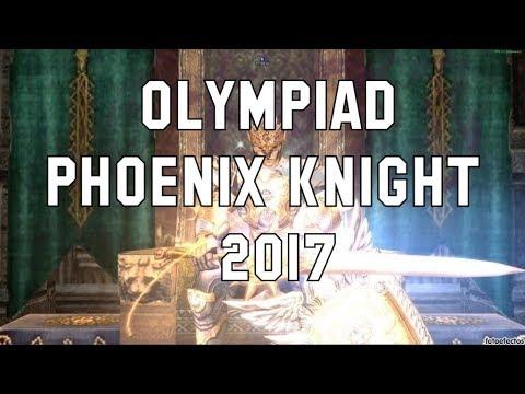 L2BT Phoenix Knight Olympiad 2017 TeKoo