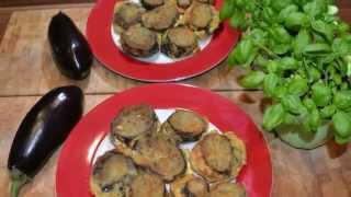 Vegetarian Recipes, Eggplant Sandwiches, Italian Food