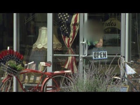 Unlicensed salon operates inside Albuquerque antique shop