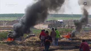 New Clashes Erupt At Gaza-Israel Border