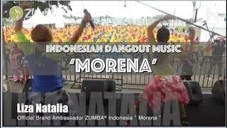 MORENA Indonesian Dangdut Music Choreography By Liza Natalia &amp Team