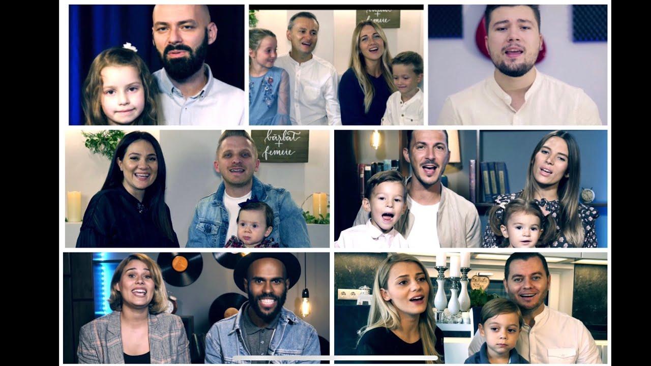 Sa fim oameni - Uniti pentru familie (Official Video )