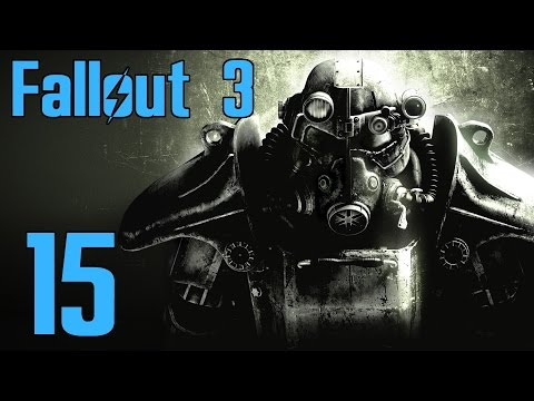 Fallout 3 Playthrough - Part 15 - I Cleaned out the ENTIRE Arlington Library