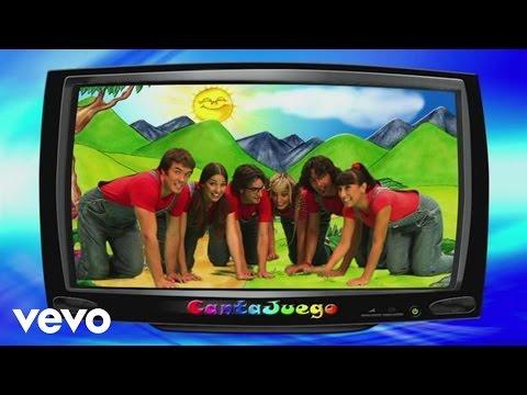 CantaJuego - Ronda de los Conejos (Version Mexico)