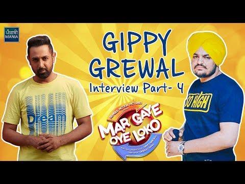 When Gippy Grewal met Sidhu Moosewala for the First Time  Mar Gaye Oye Loko   Part  4