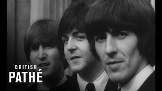Beatles at the Palace
