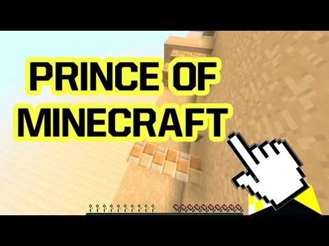 Prince Of Minecraft P.1 - Minecraft Parkour Map