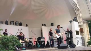 Barfuß und allein • Max Giesinger & Band • Baden-Baden 02.07.16