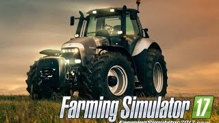 Evolution of Farming Simulator 2008-2017