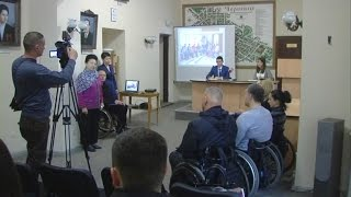 Сторожинець - більш доступне місто для інвалідів, ніж Чернівці, - активіст