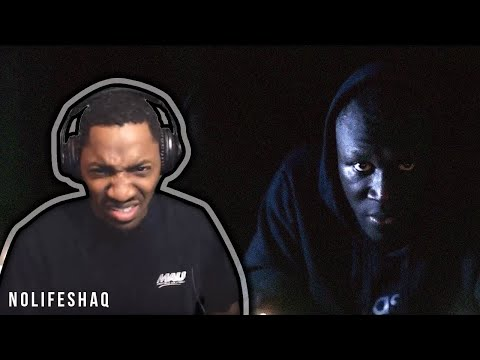 Imagine getting robbed by Stormzy at midnight!!!! STORMZY - SCARY | REACTION