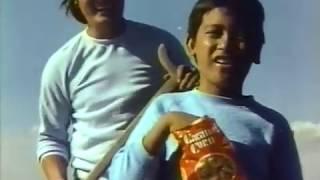 東ハト キャラメルコーンCM 1980年 15秒