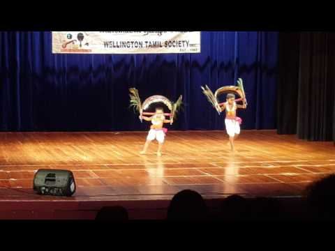 Kavadi dance