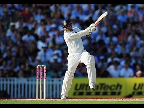 VIRENDER SEHWAG smashes - 83(67)  vs England 2008 at Chennai. One of Viru's best knocks ever!