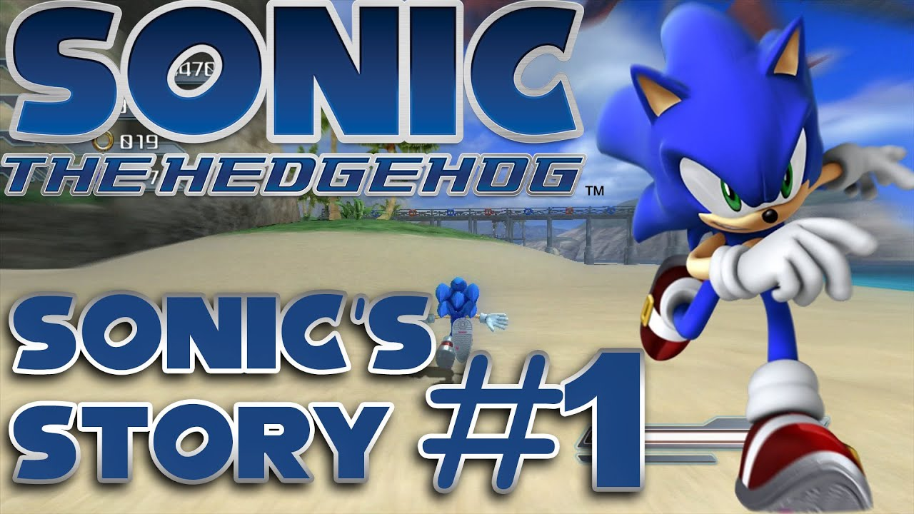 Sonic The Hedgehog 2006 Sonic S Story Part 1 Wave Ocean Youtube